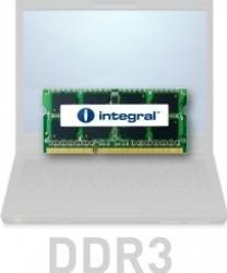 Memorie Laptop Integral 4GB DDR3 1333MHz CL9 Memorii Laptop