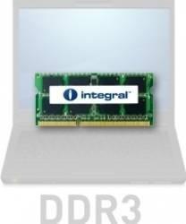 Memorie Laptop Integral 4GB DDR3 1600MHz CL11 Memorii Laptop