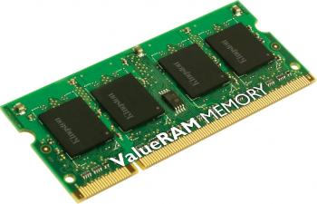 Memorie Laptop Kingston ValueRam 2GB DDR3 1600MHz CL11 SRx16