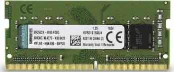 Memorie Laptop Kingston ValueRAM 4GB DDR4 2133MHz CL15 SODIMM Memorii Laptop