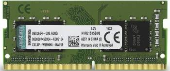 Memorie Laptop Kingston ValueRAM 8GB DDR4 2133MHz CL15 SODIMM Memorii Laptop