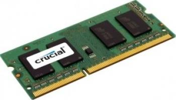 Memorie Laptop Micron Crucial 2GB DDR3 1600 MTs CL11 Memorii Laptop