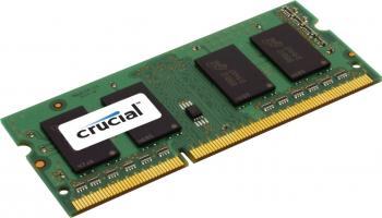 Memorie Laptop Micron Crucial 2GB DDR3 1600MHz CL11 Single Rank