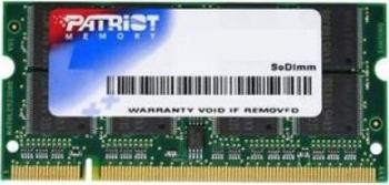 Memorie Laptop Patriot 2GB DDR3 1333MHz CL9 Memorii Laptop