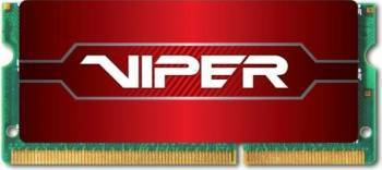 Memorie Laptop Patriot Viper 8GB DDR4 2400MHz CL15 Resigilat Memorii Laptop