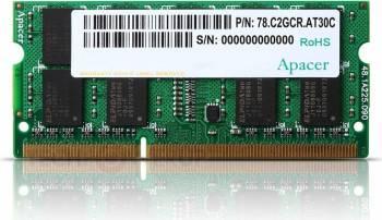 pret preturi Memorie Laptop SODIMM Apacer 8GB DDR3L 1600MHz CL11 1.35v