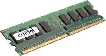 Memorie Micron Crucial 1GB DDR2 667MHz CL5 Unbuffered