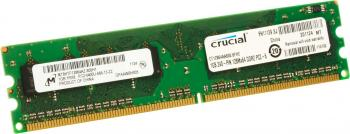 Memorie Micron Crucial 1GB DDR2 800MHz CL6 Unbuffered