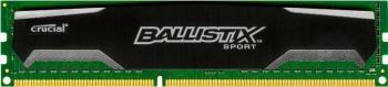 Memorie Micron Crucial Ballistix Sport 2GB DDR3 1600MHz CL9