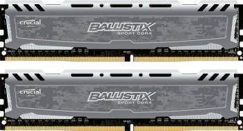 Memorie Micron Crucial Ballistix Sport LT 8GB Kit2x4GB DDR4 2400MHz CL16