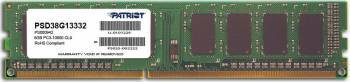 Memorie Patriot 8GB DDR3 1333MHz CL9