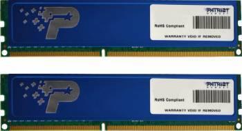 Memorie Patriot 8GB Kit 2x4GB DDR3 1333MHz CL9 Radiator Memorii