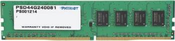 Memorie Patriot Signature Line 4GB DDR4 2400MHz CL16 Memorii