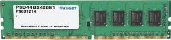 Memorie Patriot Signature Line 4GB DDR4 2400MHz CL16 Memorii
