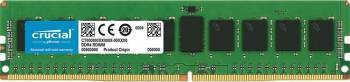 Memorie Server Crucial 16GB DDR4 2666MHz CL19 ECC RDIMM Single Ranked x4 Memorii Server
