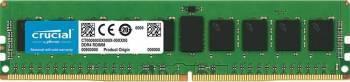 Memorie Server Crucial 16GB DDR4 2666MHz CL19 ECC RDIMM Single Ranked x4 Memorii Server