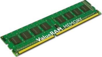 Memorie Server Kingston ValueRam 8GB DDR3 1600MHz CL11 Intel LV Memorii Server