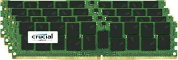 Memorie Server Micron Crucial 32GB Kit 4x8GB DDR4 2133Mhz CL15 Memorii Server
