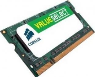 Memorie Laptop Corsair 4GB DDR3 1066MHz Memorii Laptop