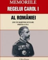 Memoriile regelui Carol I al Romaniei partea a II-a Carti