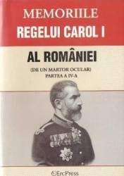 Memoriile regelui Carol I al Romaniei. Partea a IV-a Carti