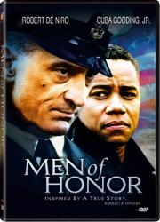 MEN OF HONOR DVD 2000 Filme DVD