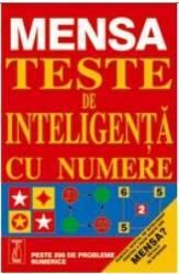 Mensa. Teste de inteligenta cu numere