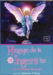 Mesaje de la ingerii tai - Carti oracol - Doreen Virtue