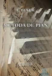 Metoda de pian - F. Beyer