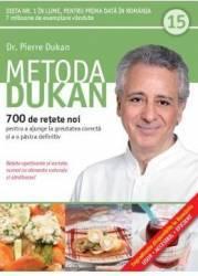 Metoda Dukan Vol.15 700 De Retete Noi - Pierre Dukan