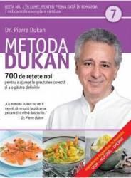 Metoda Dukan Vol.7 700 De Retete Noi - Pierre Dukan