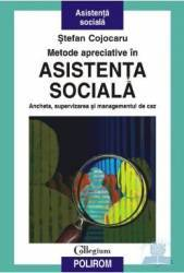 Metode Apreciative In Asistenta Sociala - Stefan Cojocaru