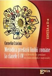 Metodica predarii limbii romane la clasele 1-4 ed.2 minoritati - Corneliu Craciun