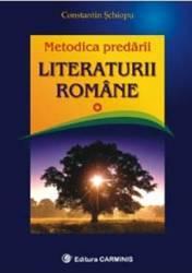 Metodica predarii literaturii romane - Constantin Schiopu