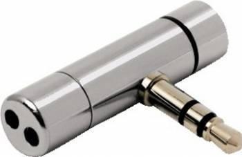 Microfon Hama 57151 pentru Notebook Argintiu