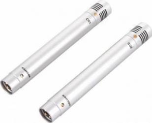 Microfon Samson C02 XLR Pencil Condenser Microphone Pair Microfoane