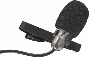 Microfon Trust Clip-on USB Negru Microfoane