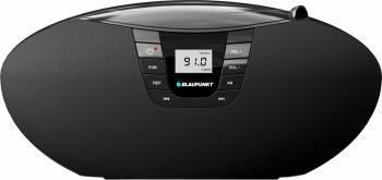 Microsistem audio Blaupunkt Boombox BB11BK CD Player USB 2x2W Black