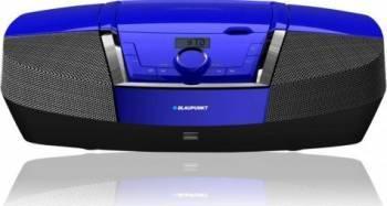 Microsistem audio Blaupunkt Boombox BB12BL CD Player tuner FM USB 2x2W Blue