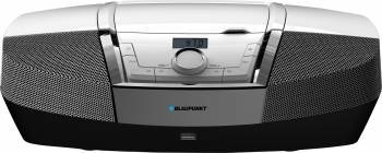 Microsistem audio Blaupunkt Boombox BB12WH CD Player Tuner FM USB 2x2W White Sisteme Audio