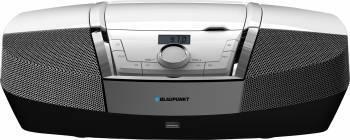Microsistem audio Blaupunkt Boombox BB12WH CD Player Tuner FM USB 2x2W White Sisteme Audio