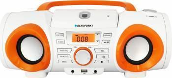 Microsistem audio Blaupunkt Boombox BB20BT Orange Sisteme Audio