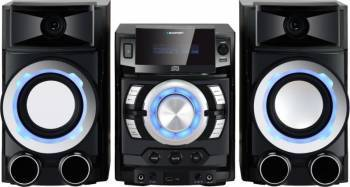 Microsistem audio Blaupunkt HiFi Musci Center MC80BT CD Player Tuner FM Bluetooth USB 2x50W Sisteme Audio