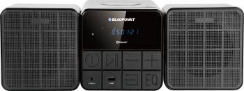 Microsistem audio Blaupunkt MS10BT CD Player USB 2X5W Black Sisteme Audio