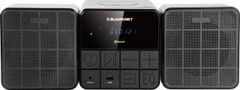 Microsistem audio Blaupunkt MS10BT CD Player USB 2X5W Black Sisteme Audio