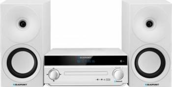 Microsistem audio Blaupunkt MS30BT Edition CD Player Tuner FM Bluetooth USB 2x20W Alb Sisteme Audio