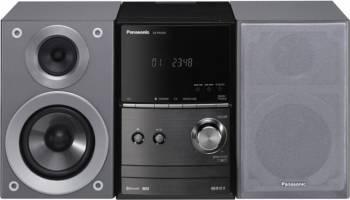 Microsistem audio Panasonic SC-PM600EG-S Bluetooth 40W Sisteme Audio