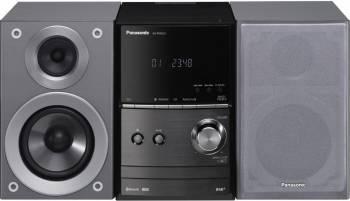 Microsistem audio Panasonic SC-PM602EG-S 40W Bluetooth Argintiu Sisteme Audio