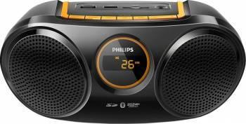 Microsistem Portabil Philips AT10 Negru Sisteme Audio