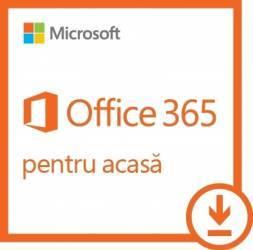 Microsoft Office 365 Home Premium 5PC 1 AN All Languages Licenta Electronica Aplicatii desktop